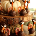 Oreo Truffle Turkeys