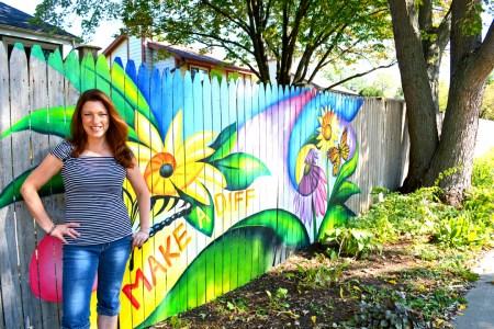 Shawna-Coronado-and-The-Pollinator-Painted-Fence