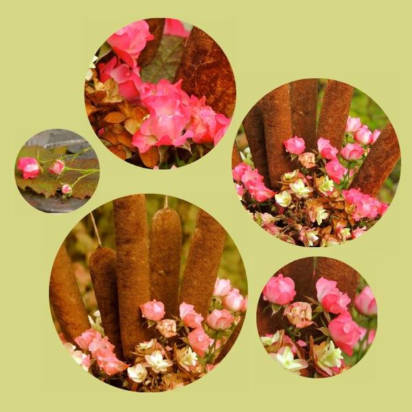 autumn color vase vi