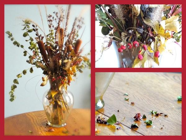 dried cattail vase2