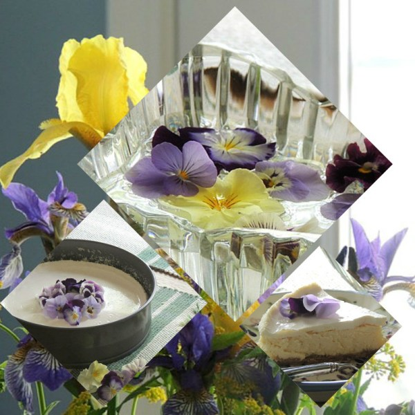 bday bouquet cake