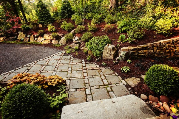 black mountian landscape design