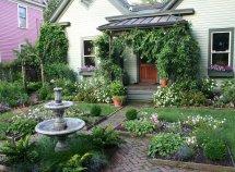 Rose Cottage Garden Design