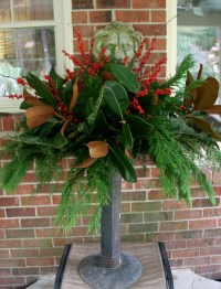 How-to Decorate a Birdbath for the Holidays   Gardening ...