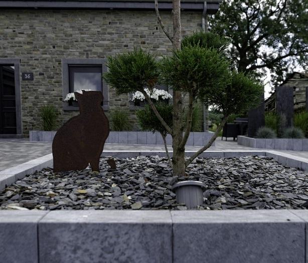 Amenagement Jardin Luxembourg Decoration Entreprise Parc Jardin