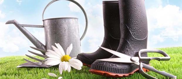 Attrezzi e prodotti per il giardinaggio