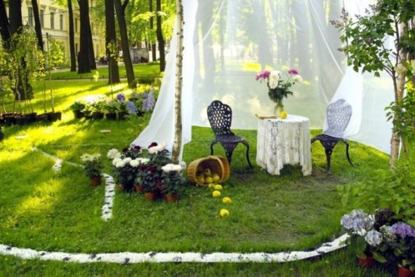 Landscape Design Ideas For Backyards
