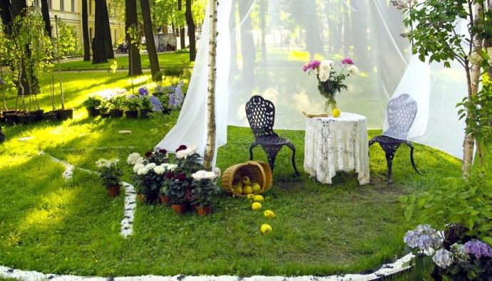 Beautiful Landscape Design Ideas For Backyards | GARDENS NURSERY