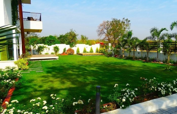 Big Backyard For All The Trees And Gardens Gardens Nursery