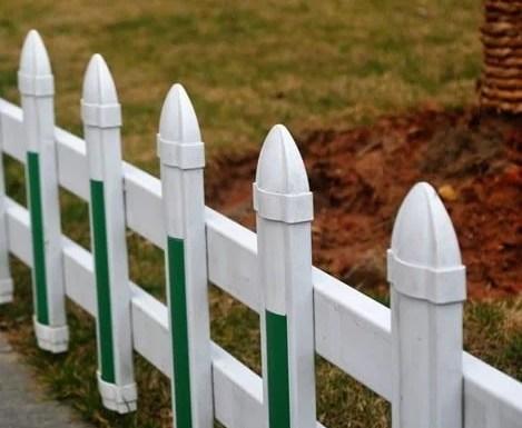 Vegetable Garden Fence