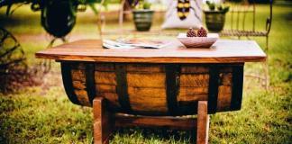 Garden Wood Preservation