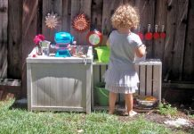 Kids Get One Too - Children's Patio Furniture