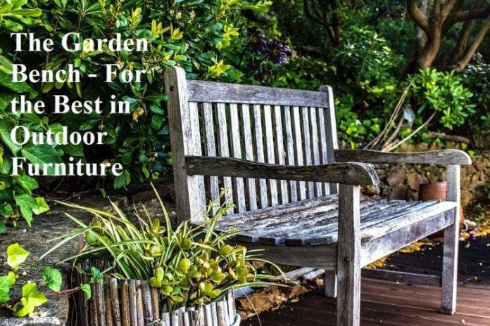 Fantastic The Garden Bench For The Best In Outdoor Furniture Lamtechconsult Wood Chair Design Ideas Lamtechconsultcom