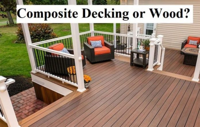 Composite Decking or Wood?