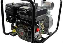 7 HP Gas Powered Portable Water Pump
