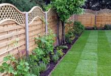 Best Decorative Garden Fencing Ideas