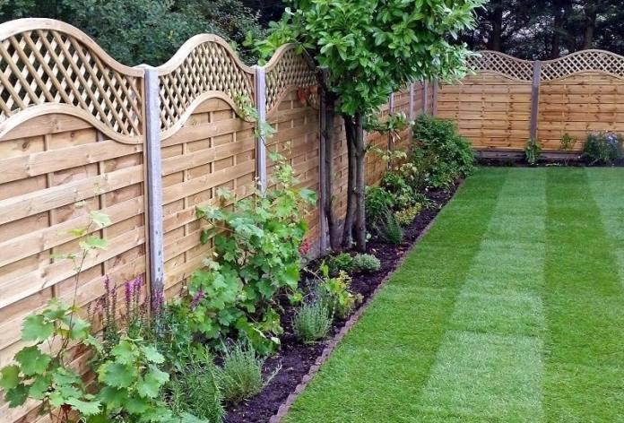Best Decorative Garden Fencing Ideas