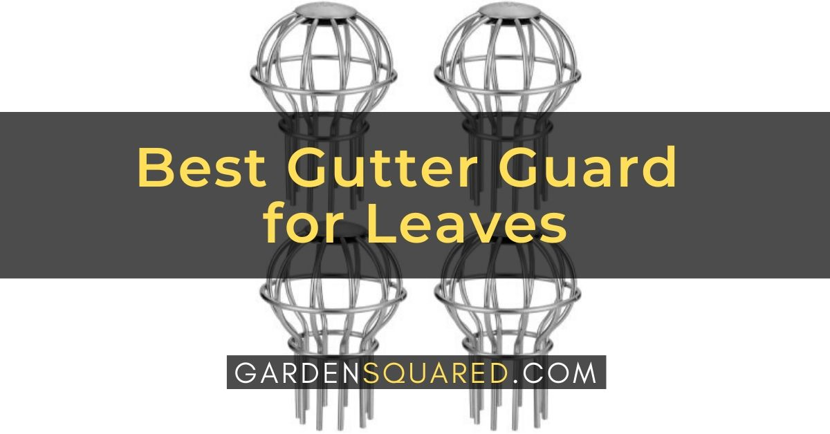Best Gutter Guard For Leaves Reviews