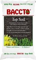 BACCTO brand topsoil soil mixture