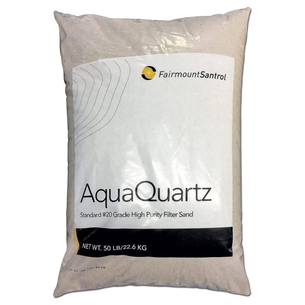 FairmountSantrol AquaQuartz-50 Pool Filter 20-Grade Silica Sand
