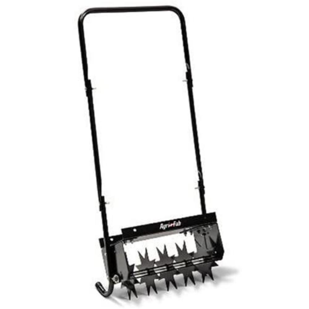 Agri-Fab 45-0365 16-Inch Push Spike Aerator,black