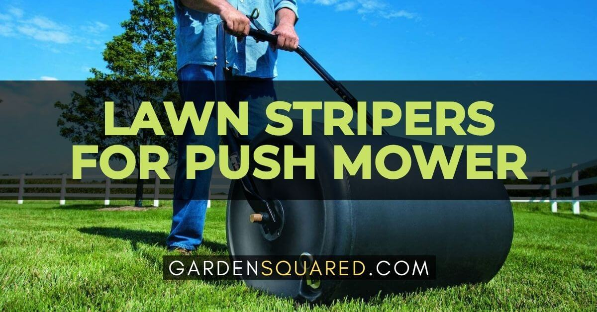Best Lawn Stripers For Push Mower
