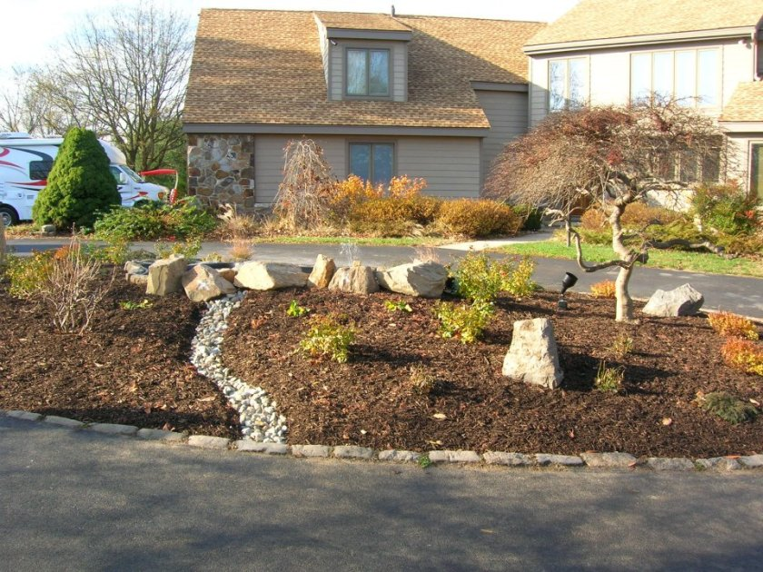 great landscaping ideas front