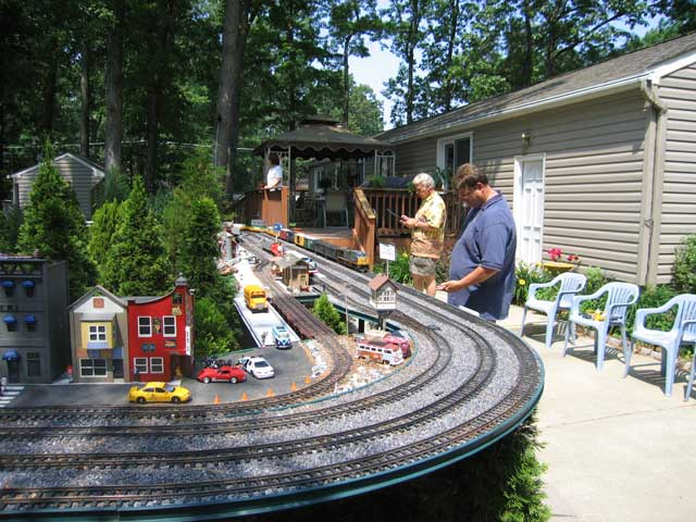 Garden Railroad Open House 2007 Page 1