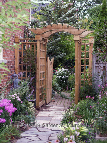 Arbour-with-gate-plans