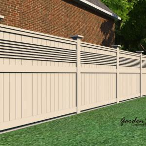 More cool fence designs!