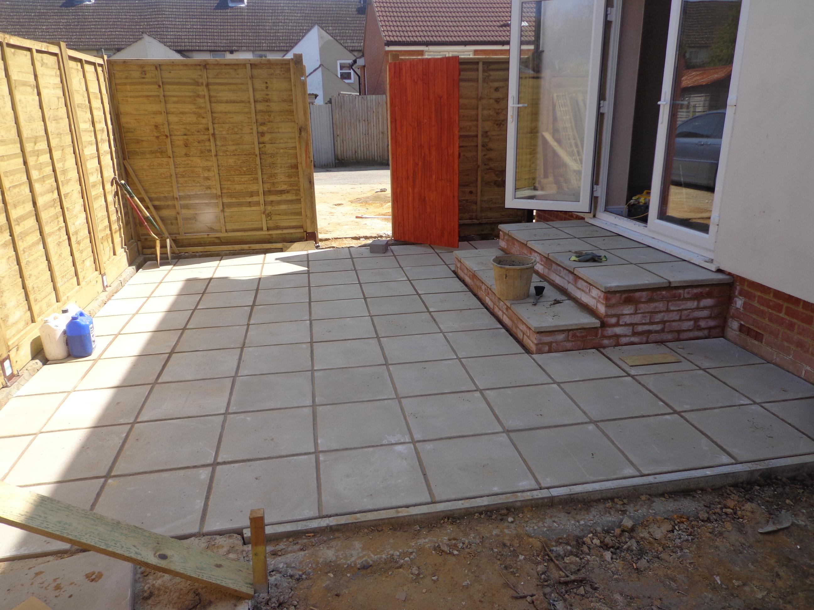 patios ashford fencing and gardening