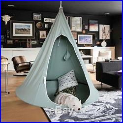 Hanging Hammock Chair Hang Out Cocoon Tent Panda Pod Swing