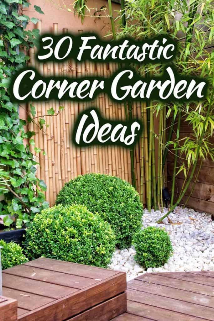 30 Fantastic Corner Garden Ideas Photo Inspiration Garden Tabs