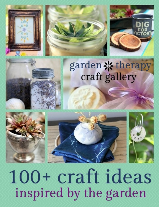 Craft Projects Garden Therapy