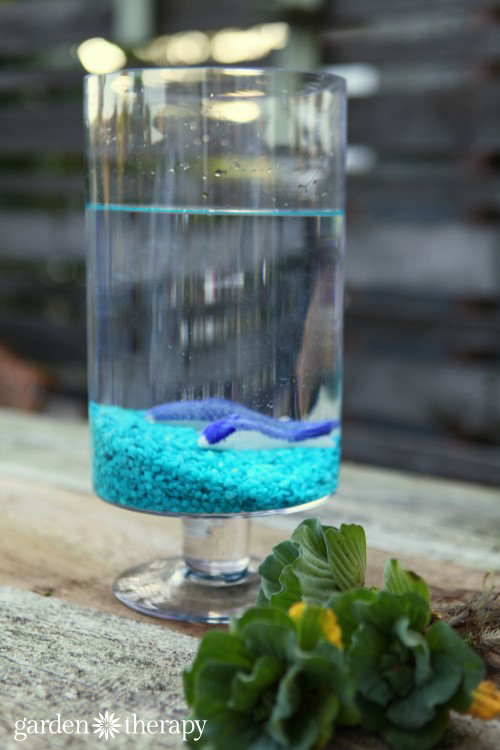 eerily beautiful indoor water