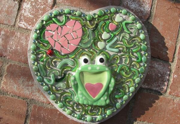 Garden Tile Art Mosaic And Home