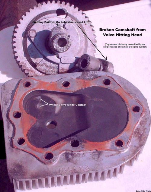small resolution of how to check for correct valve clearance between the valves and cylinder head