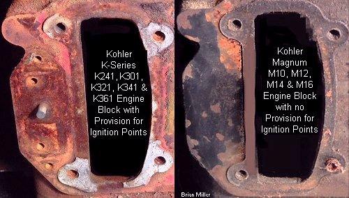 Kohler Ignition Wiring Diagram Kohler Command 14 Wiring Diagram