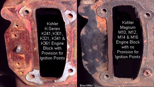 kohler mand racing parts 24 volt ac relay wiring diagram professional engine rebuilding buildups and modifications most of the external all internal are interchangeable aftermarket high performance with either