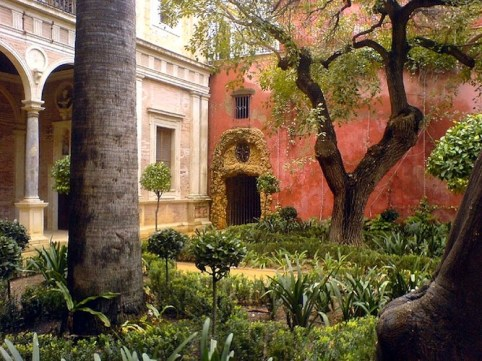 Casa de Pilatos, Madrid. Photo Bongo Vongo