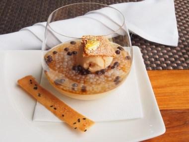 Tamarind dessert