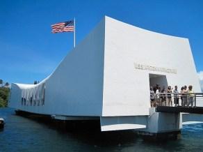 USS Arizona Memorial Photo Victor-ny