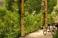 The Heritage Garden