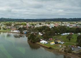 Wynyard, Inglis river foreshore
