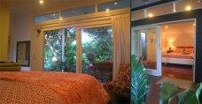 Tabu's spacious room