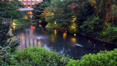 Hotel Chinzanso Tokyo Yusui Pond