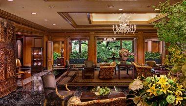 Hotel Chinzanso Tokyo lobby