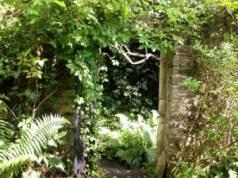 Millgate House garden