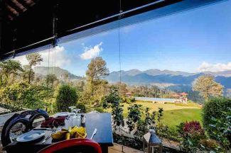 Mandulkelle Tea and Eco Lodge main house views
