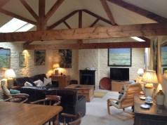 Millgate House Coachhouse living room